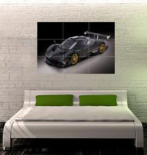 Sports Car GIANT WALL POSTER ART PRINT 265