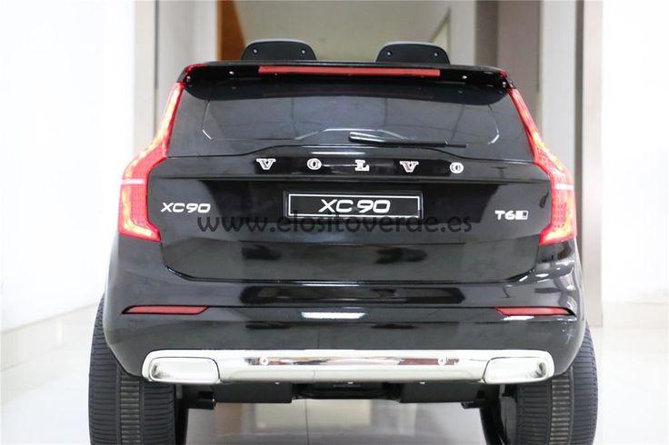 XC 90 Volvo a batería para niños 12 voltios Negro 2018 3.jpg_product