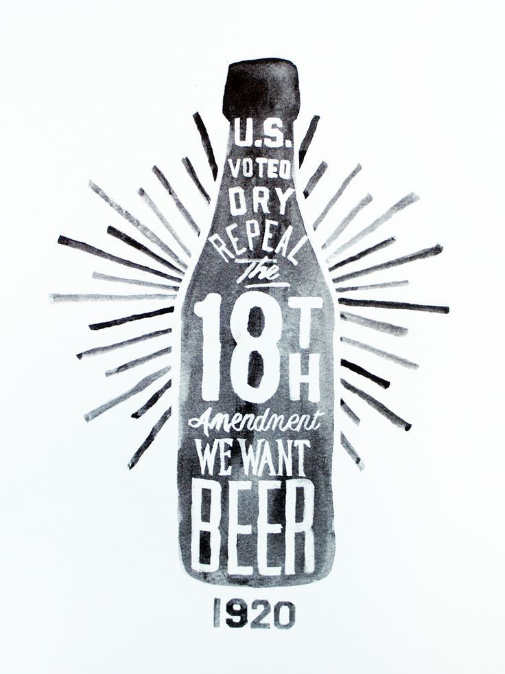the history of the 18th and 21st amendment essay The 21st amendment repeals the 18th amendment in 1933, and today we call the period that the 18th amendment was law prohibition after the 18th amendment.