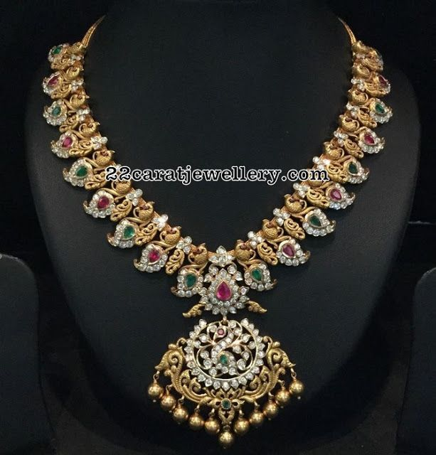 17 Best Ideas About Indian Gold Jewellery On Pinterest