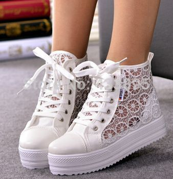 #Teenage #Shoes Magical Casual High Heels