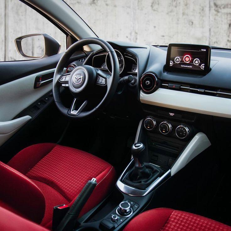 """863 aprecieri, 6 comentarii - Mazda España (@mazdaespana) pe Instagram: """"#Mazda2 #Sport #Red Edition, ¡un toque de #color y deportividad! #Mazda #urban"""""""