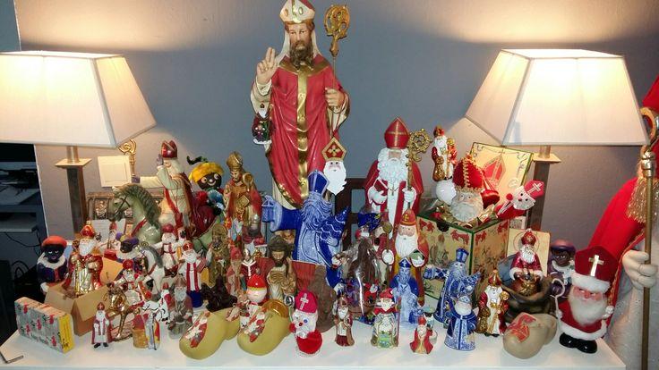 Sinterklaas verzameling