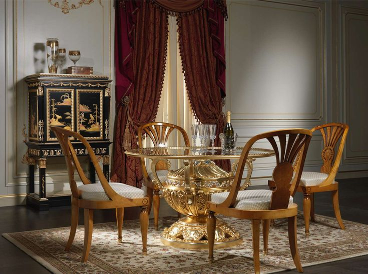Find This Pin And More On Luxury Dining Rooms Furniture By Vimercatimeda.