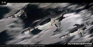 The Interceptor by RAF-MX