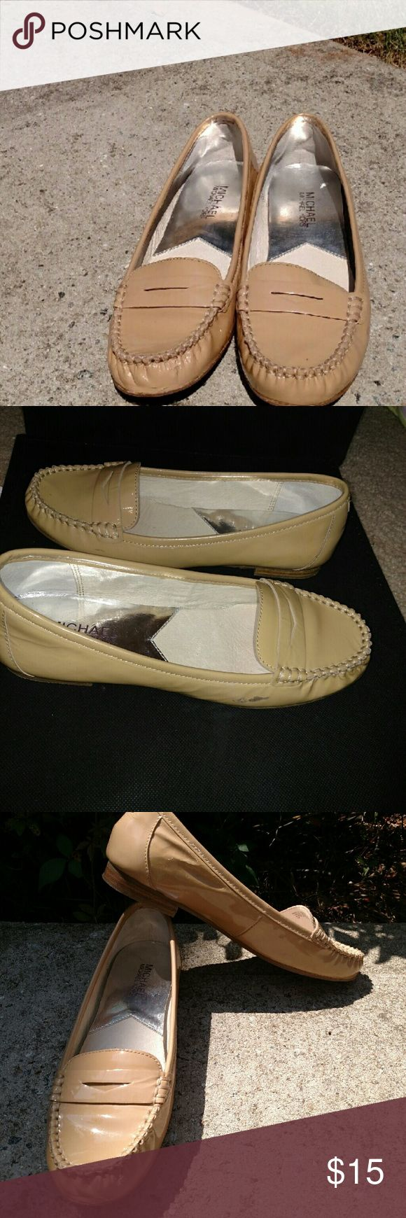 Selling this MICHAEL Michael Kors loafers in my Poshmark closet! My username  is: mandyj0819