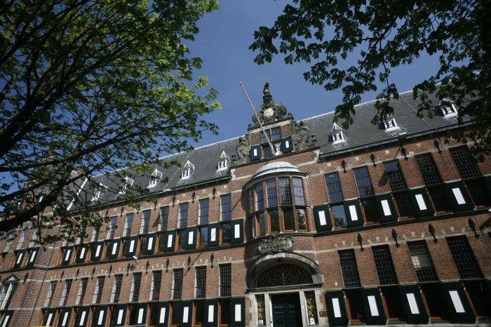 Restauratie kozijnen, ramen en luiken #provinciehuis Groningen #Harryvan®