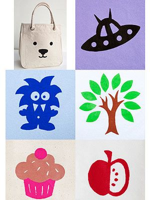 Easy Screen Printing: Other Project Ideas (via Parents.com)