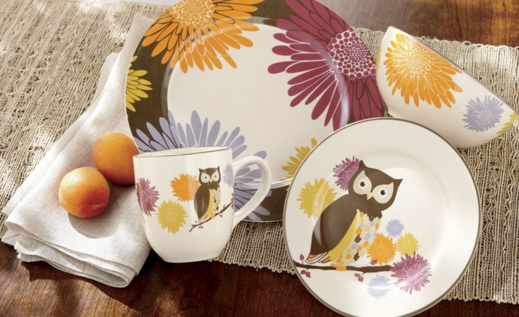 Owl dishes are hard to find! & 155 best Dishes and more images on Pinterest | Dish sets Dishes and ...