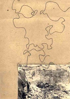 Władysław Strzemiński, À mes amis juifs, 1945