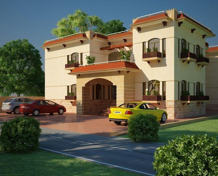 Pakistani  2 Kanal Plot ,Floor  Plan layout , + 3d front elevation , Dimetia Pakistani 2 K2nal House  3D Front Elevation Design ,1 kanal villa plan