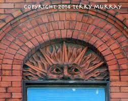 And lastly this symbol on the building