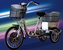 fat tire 48v 750w bafang center crank mid drive motor cargo electric bike