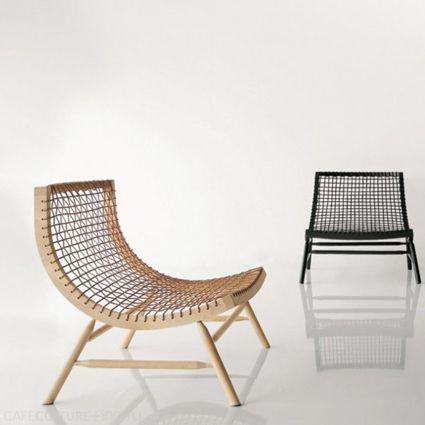 Sitar Chair - Enzo Berti