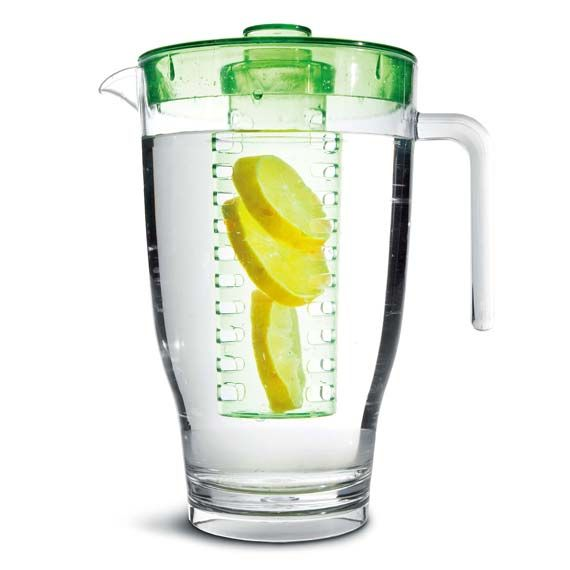 Dash Dish Pitcher with Infuser