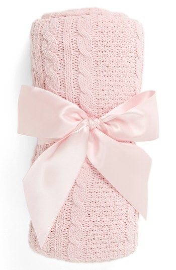 Nordstrom Baby Cable Knit Blanket available at #Nordstrom. Another ...