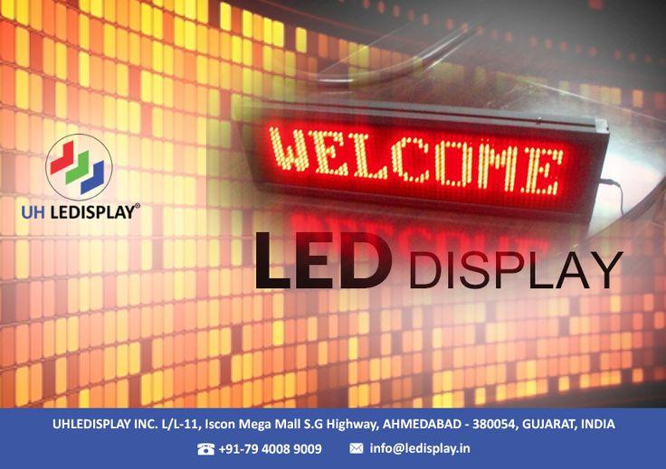 UH LEDISPLAY | #Digital_Display And #Display_Advertising Company