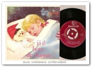 Essa propaganda com o desenho animado dos Cobertores Parahyba e sua trilha sonora, fez tanto sucesso, que a companhia lançou na década um disco de 45 rotações pelo selo Chantecler e distribuiu aos seus clientes.