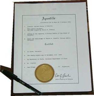 Portal legal legalizaci n de documentos para surtir efecto en el exterior centro zurbano for Registro viajeros ministerio exteriores