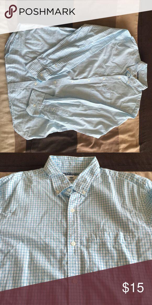 Men's button up shirt Nice male button up shirt. Old Navy Shirts Casual Button Down Shirts