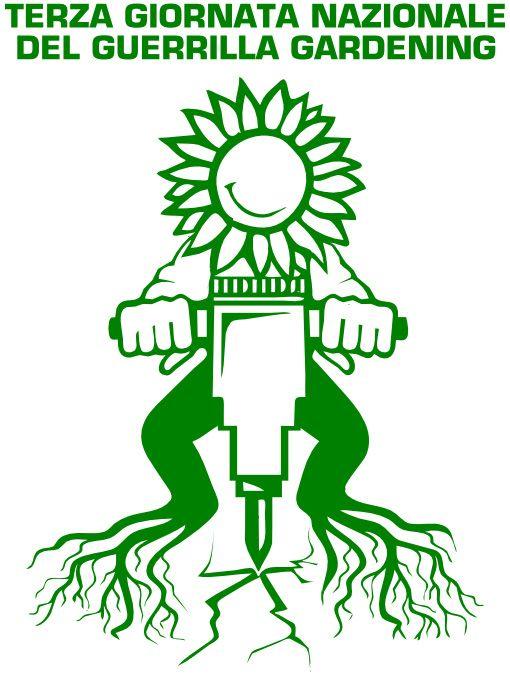 L'edizione 2013 della Giornata del Guerrilla Gardening Italiano si è svolta lunedì 4 novembre. Per il terzo anno consecutivo, tanti guerriglieri verdi da nord a sud hanno attaccato insieme il degrado urbano, riconquistando spazi di verde e angoli dimenticati e degradati della propria città.  #GuerrillaGardening su @marraiafura