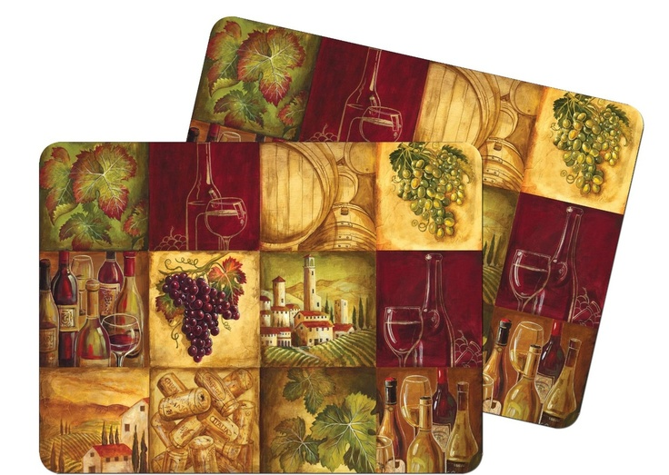 Wine Themed D 233 Cor For Kitchens