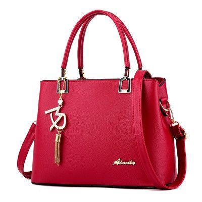 YBYT brand new high quality simple women office handbags hotsale ladies briefcase bags shoulder messenger crossbody bags