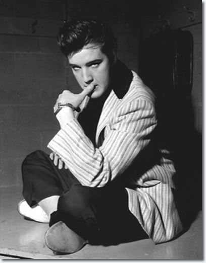 Elvis Presley Ottawa Canada : April 3 1957 Press Conference.