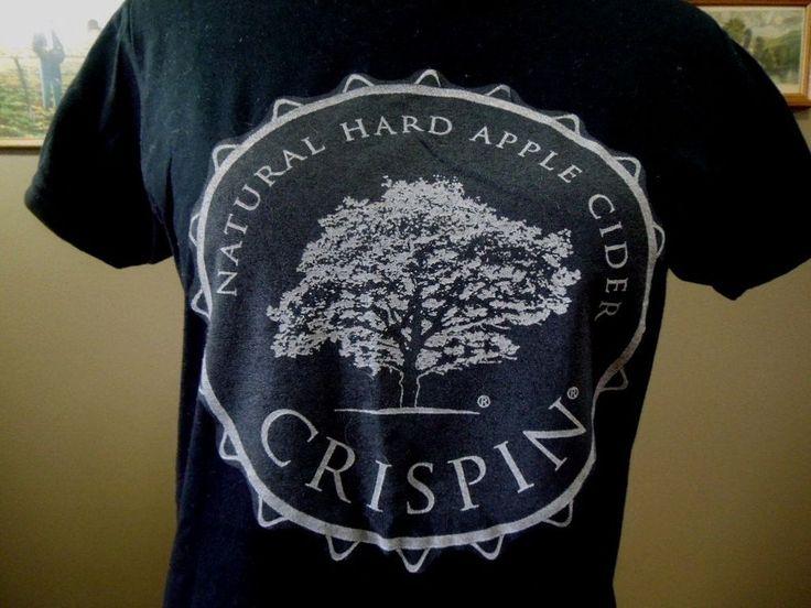 #Crispin'HardAppleCider #AppleCider #Cotton #Graphic #T-Shirt #CottonTee #WomensShirt