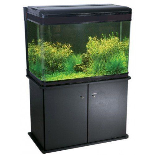 From 279.99 Boyu Aquarium Fish Tank And Cabinet With Led Lighting 84 Cm 198 Litre