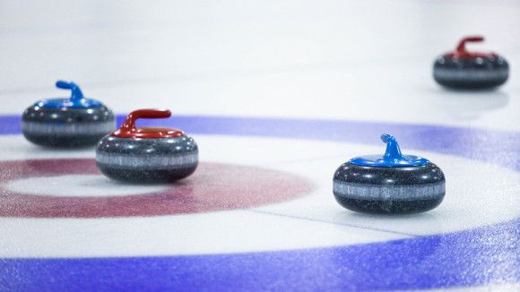 Curling, Deportes típicos de los Juegos Olímpicos de invierno. #curling