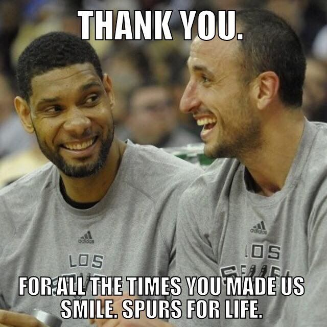 If this is Manu's last year...THANK YOU!  #SPURSFANFORLIFE ❤️