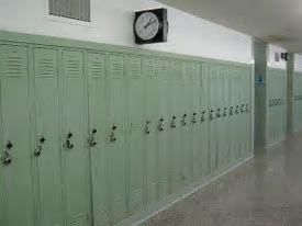 Image result for old high school lockers