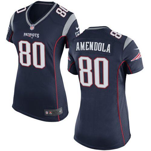 bdbaf6984 ... Mens NFL Jersey 80 Danny Amendola Elite Navy Blue Rush ... nike new  england patriots womens 80 danny amendola game navy blue home nfl ...