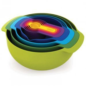 Joseph Joseph Nest Plus 9 Piece Multi Colour Set