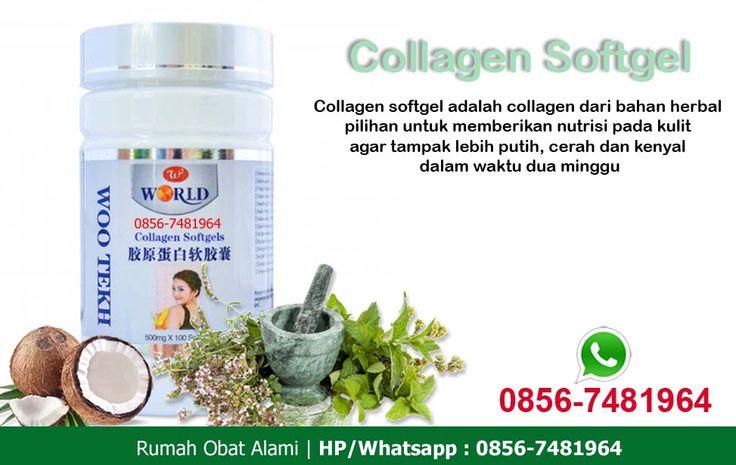 collagen / kolagen softgel pemutih kulit