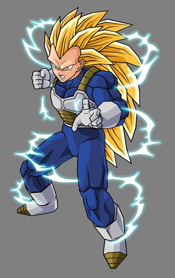 10 best Vegeta SSJ3 (fake) images on Pinterest | Dragon ...