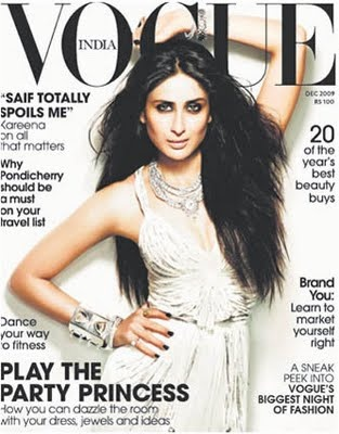 Kareena Kapoor (Vogue India)