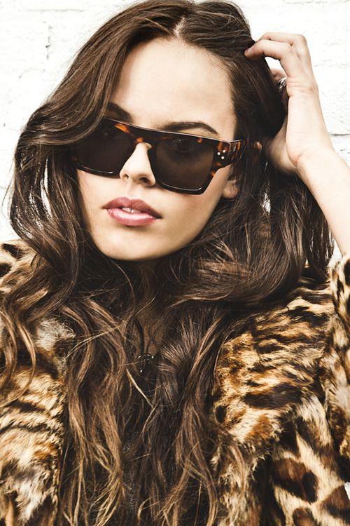 Last Summer I worked with Benjamin Stone to shoot socialite Atlanta De Cadenet Taylor for Australian brand AM Eyewear in Williamburg, Brooklyn. #editorial #sunglasses