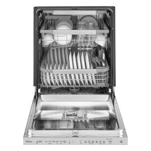 LG Electronics Top Control Tall Tub Dishwasher with 3rd Rack in Stainless Steel with Stainless Steel Tub-LDP6797ST - The Home Depot