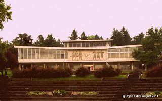 Călătoriile lui Dejan: Belgradul printre stropi de ploaie - 2014 #beograd http://calatoriileluidejan.blogspot.lu/2015/09/belgradul-printre-stropi-de-ploaie.html