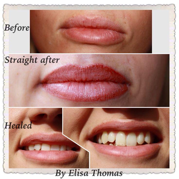 #semipermanentcosmetics #lipblush #micropigmentation https://www.facebook.com/Semi-Permanent-Cosmetics-by-Elisa-Thomas-942498729173499/