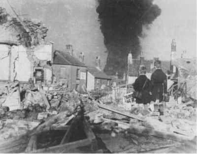 Plymouth WW2