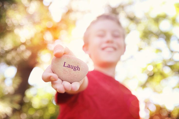 Stay strong by remembering to laugh a little each day, even in the messiness of life. We are uniquely beautiful children of God… set apart for good things!