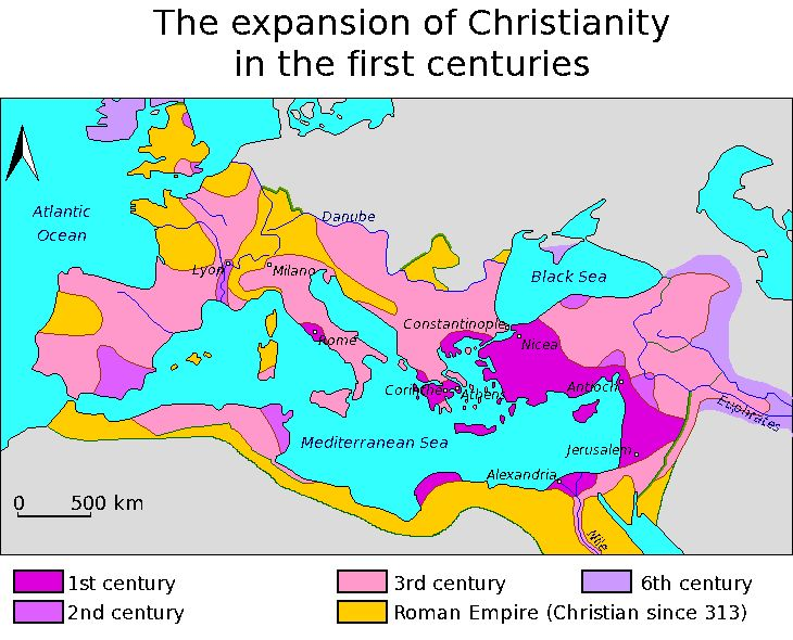 christianity legal Constantine did much more than make christianity legal - he made it the state religion in an attempt to save a failing empire he merged religious.
