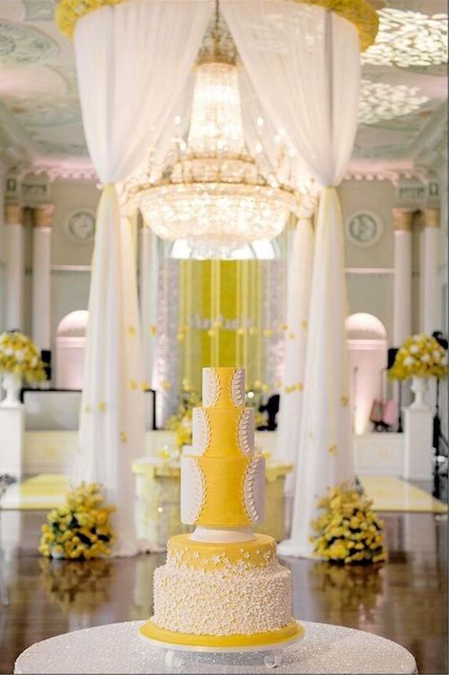 We rounded up some snatched Gen Z yellow wedding ideas to inspire you. This aesthetic is taking over millennial pink slowly but surely. And is there a better color to add vibrancy and positivity to your wedding space?