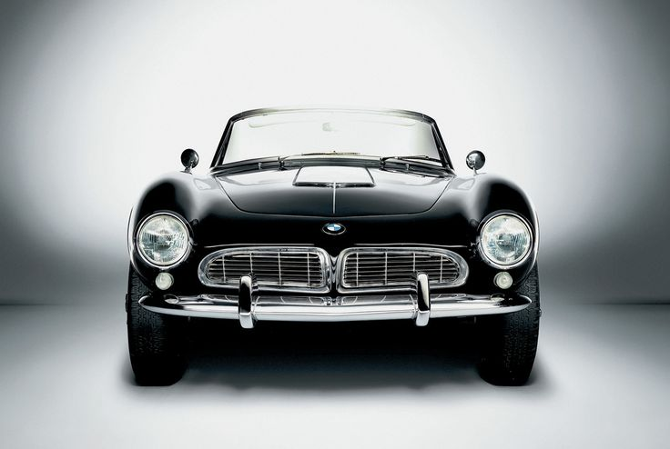 '57 BMW 507