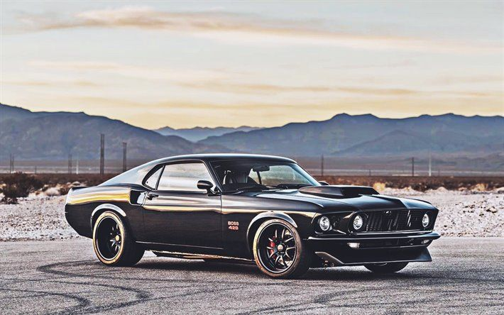 تحميل خلفيات فورد موستانج Boss 429 ضبط سيارات العضلات 1969 السيارات الطريق السيارات الرجعية 1969 فورد موستانج السيارات الأمريكية فورد Besthqwallpapers C Mustang Boss Mustang Ford Mustang Boss