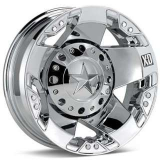 2001 dodge ram 17 inch rims images on trucks chrome | 17 Inch Wheels Rims Ford F350 Truck Dually Chrome 8x170 8 lug XD