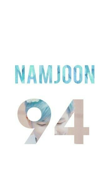 BTS- Namjoon ❤
